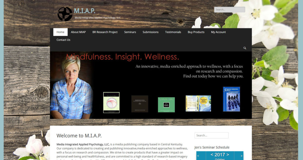 Media Integrated Applied Psychology (MIAP) www.miapsych.com
