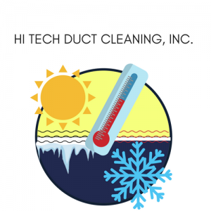 Hi Tech Duct Cleaning Logo